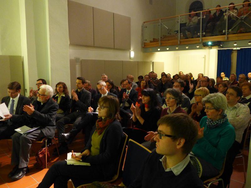 Podiumsdiskussion mit den Landratskandidaten am 9.2.2014