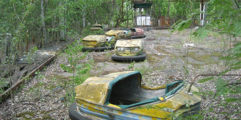 Tschernobyl: 30 Jahre nach der Katastrophe – eine Fotoausstellung