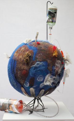 Barbara Eichhorn - Intensivpatient Erde