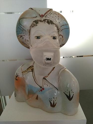 Sigrid Frey - Smog Maske
